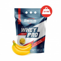 Whey Pro 2100 г Geneticlab Nutrition