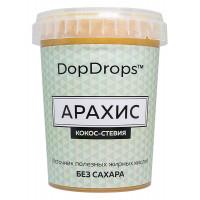 DopDrops Паста Арахис-кокос 1000г [стевия]