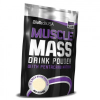 Muscle Mass 1000 г Biotech Nutrition