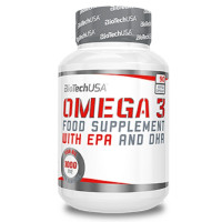 Omega 3 90 капс. Biotech Nutrition