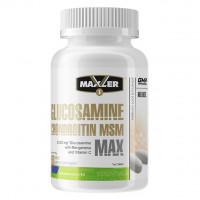 Glucosamine+Chondroitin+MSM MAX 90 таблеток Maxler
