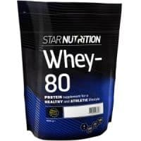 Протеин Whey 80 Star Nutrition 4кг