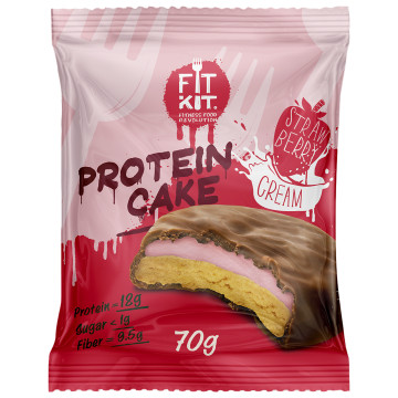 PROTEIN CAKE 70 г FIT KIT