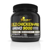Gold Chicken Pro Amino 9000 Mega Tabs 300 таб. Olimp
