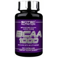 BCAA 1000 100 капсул