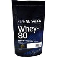 Протеин Whey 80 Star Nutrition 1кг