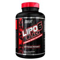 Lipo-6 Black (120 капсул) Nutrex