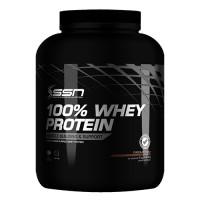 100% Whey Protein 2000 грамм SSN