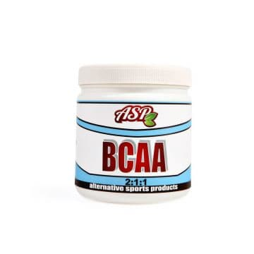 ASP BCAA (БЦАА) 2:1:1 300 грамм попрошок без вкуса