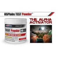 TEST Powder 240 грамм
