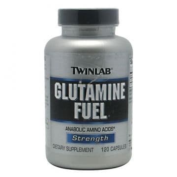 GLUTAMINE FUEL 120 капсул