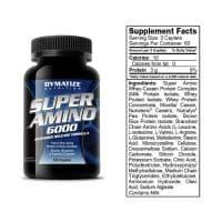 SUPER AMINO 6000 (180 таблеток)