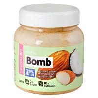 CHIKALAB Паста миндальная с кокосом Mister BOMB 250 гр.