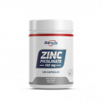 Минерал Geneticlab Nutrition Zinc Picolinate (120 капсул)