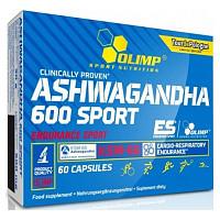 ASHWAGANDHA 600 SPORT 60 капсул Olimp