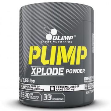 Pump Xplode Powder 300 грамм Olimp