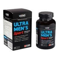 Ultra Men's Sport Multivitamin Formula 90 т VPLab