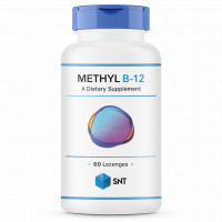 Methyl B-12 90 леденцов SNT