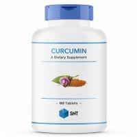 Curcumin extract 95% 90 растительных капсул SNT