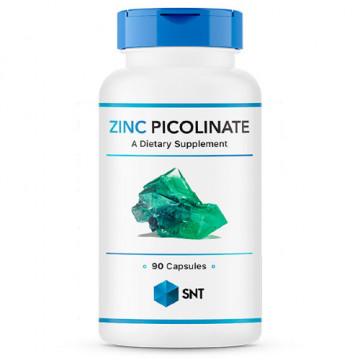 Zinc Picolinate (цинк пиколинат) 22 мг 90 капсул SNT