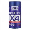 Creatine X4 60 капсул USN