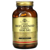 Citrus Bioflavonoid Complex (биофлавоноиды) 1000 мг 100 капсул Solgar
