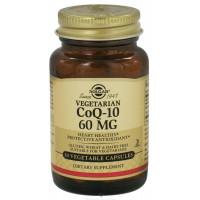 Vegetarian CoQ-10 (коэнзим) 60 мг 30 капсул Solgar