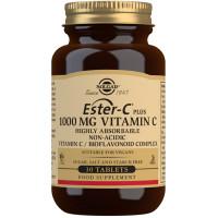 Ester-C Plus 1000 мг (витамин С) 30 таблеток Solgar