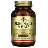 Skin, Nails & Hair 60 таблеток Solgar