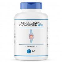 Glucosamine Chondroitin MSM 180 таблеток SNT