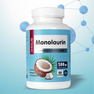 Chikalab Monolaurin (Монолаурин) 60 капс. Bombbar