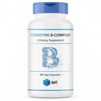 CO-ENZYME B-COMPLEX (q10, витамин B) 90 вег. капсул SNT