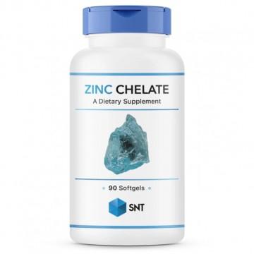 Zinc chelate (хелат цинка) 30 мг 90 капсул SNT