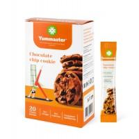 Yummaster Сахарозаменитель со вкусом печенья с шоколадной крошкой в стиках