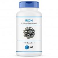 Iron (железо) 36 мг 90 капсул SNT
