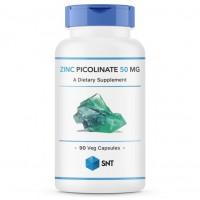 Zinc picolinate (цинк пиколинат) 50 мг 90 капсул SNT