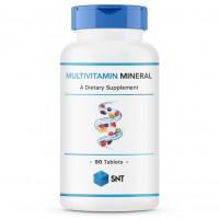 MULTIVITAMIN MINERAL 90 таблеток SNT