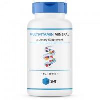 MULTIVITAMIN MINERAL 60 таблеток SNT