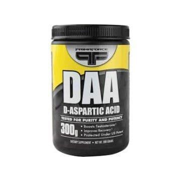 100% D-Аспарагиновая кислота (DAA) 300 грамм