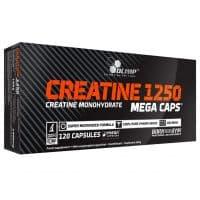 CREATINE 1250 Mega Caps 120 капсул Olimp
