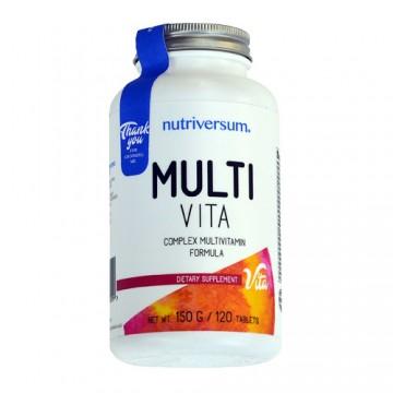 Multi Vita 120 таблеток Nutriversum