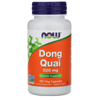 Dong Quai 520 мг 100 капсул Now Foods