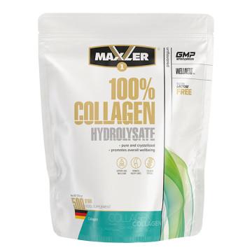 100% Collagen Hydrolysate 500 г Maxler