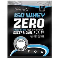 Протеин BioTech Iso Whey Zero (25 г)