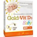 GOLD-VIT D3 BABY 60 капсул Olimp