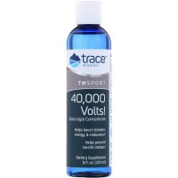 40,000 Volts Electrolyte Concentrate 237 мл Trace Minerals