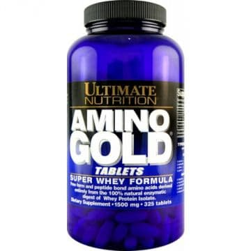 Amino Gold 325 таб. по 1500 мг Ultimate Nutrition