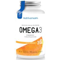 PurePRO Omega3 90 капсул Nutriversum