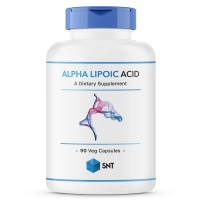 Alpha Lipoic Acid (альфалиполиевая кислота) 600мг SNT