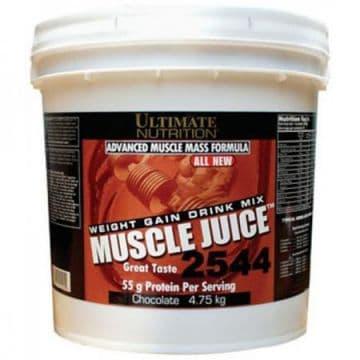 Muscle Juice 2544 4744 грамм UltimateNutrition